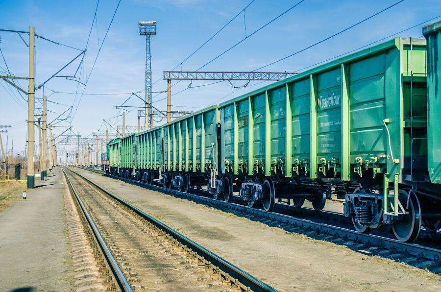Астраханские железнодорожники в январе увеличили погрузку