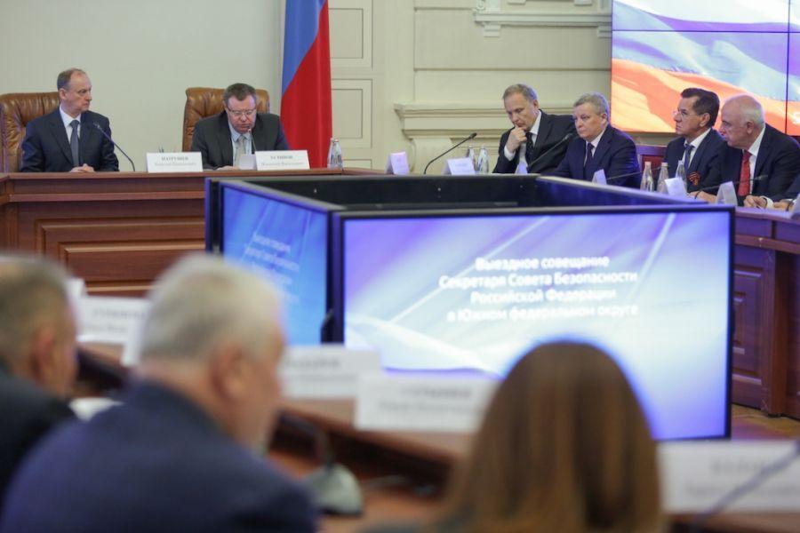 В Астрахани поговорили о терроризме