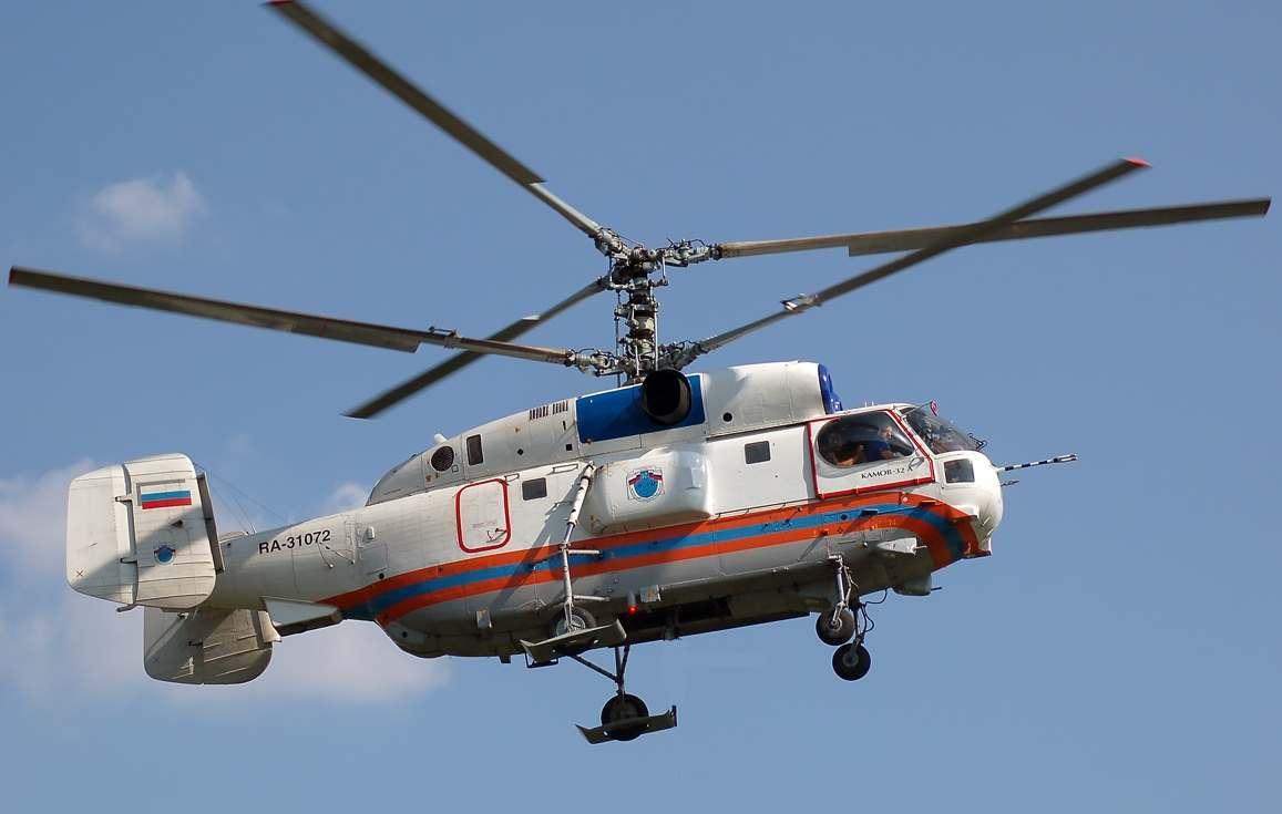 Астраханского туриста эвакуировали вертолетом с высокогорья Сочи
