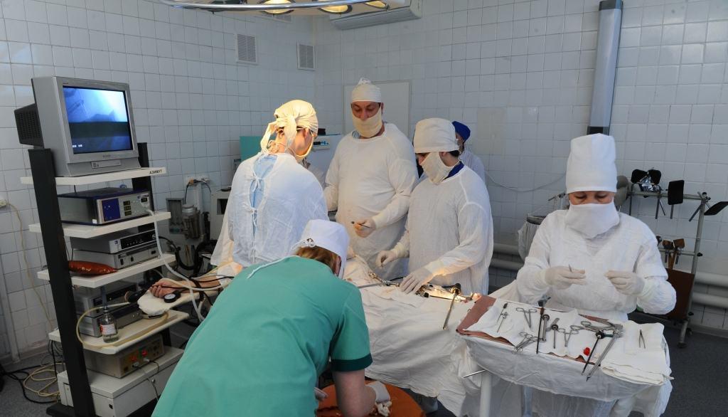 Сотрудников отделенческой больницы на станции Астрахань-1 поздравили с Днем медика