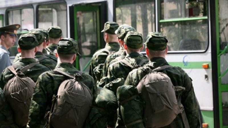 Астраханец заплатил, чтобы пойти в армию