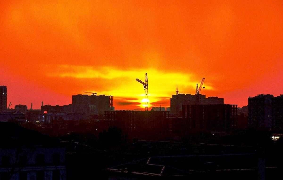 МЧС вновь обещает сильную жару в Астраханской области