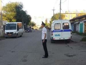 Пьяненького водителя автобуса №19 задержали на улице Софьи Перовской