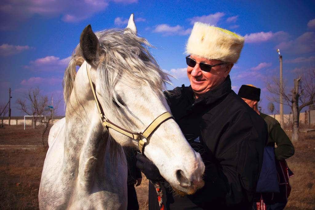 Депутаты хотят запретить кататься на лошадях в центре Астрахани