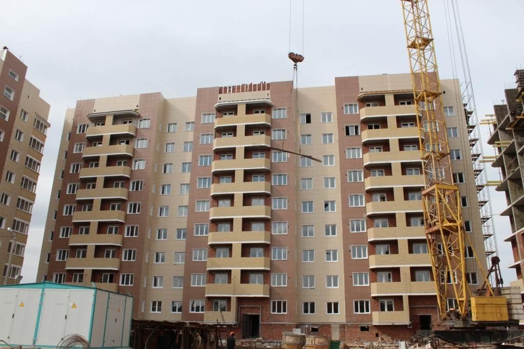 В Астраханской области самая низкая стоимость строительства