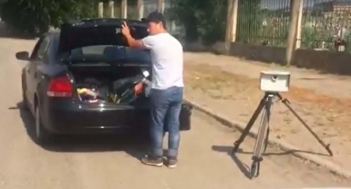 Водителей без ОСАГО начали массово находить по камерам