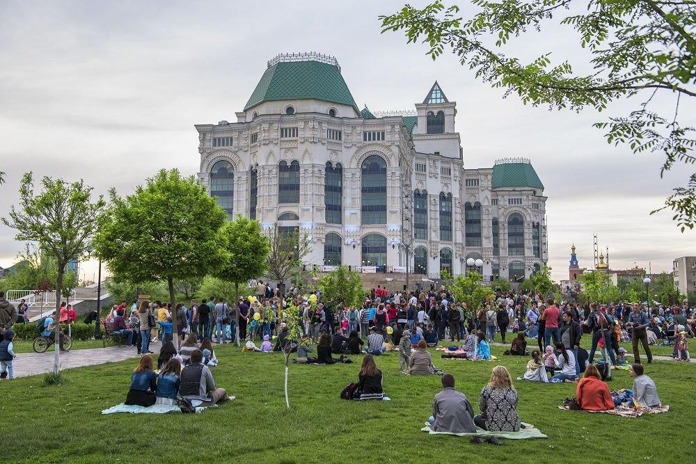 Сегодня в Астрахани пройдет последний концерт «Музыки на траве»