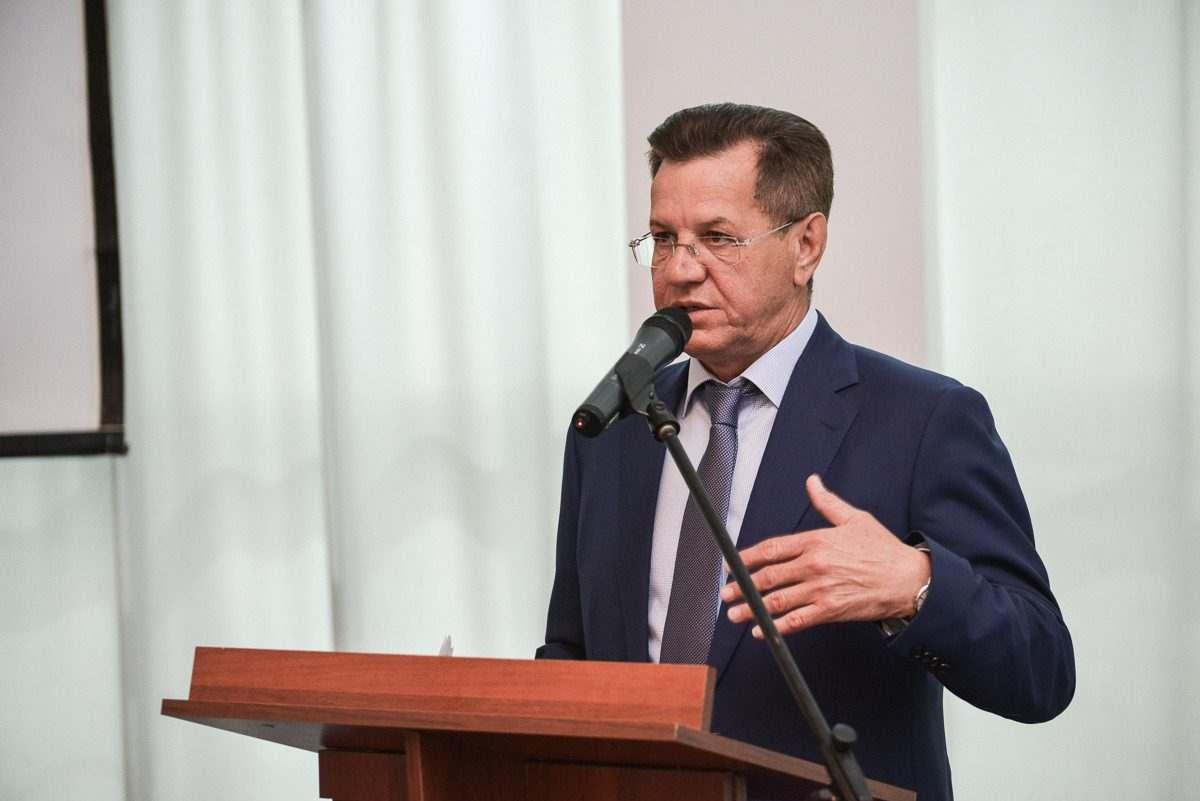 Александр Жилкин: «В Астраханской области нет проблем с кадрами в системе здравоохранения»