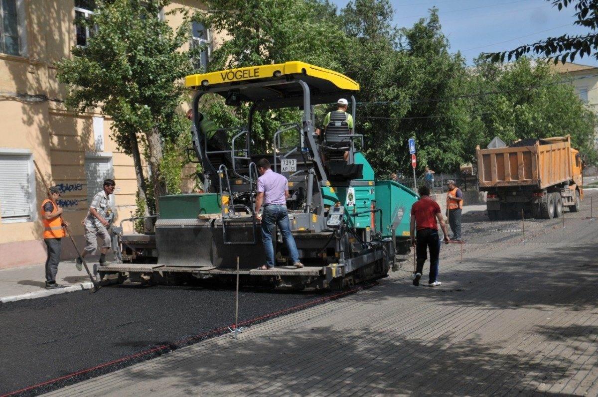 Какие улицы капитально отремонтируют в Астрахани в 2021 году