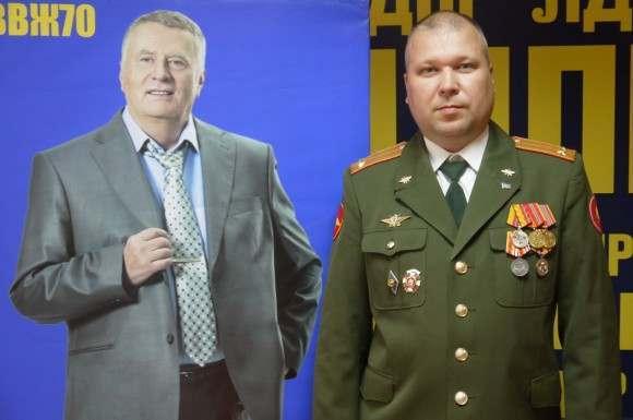 ЛДПР выдвигает от Астраханской области малоизвестных кандидатов