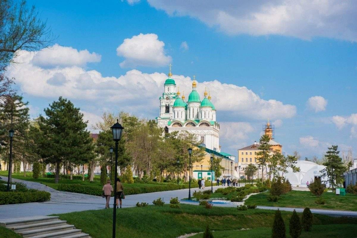 Астраханская область вошла в список популярных направлений внутреннего туризма