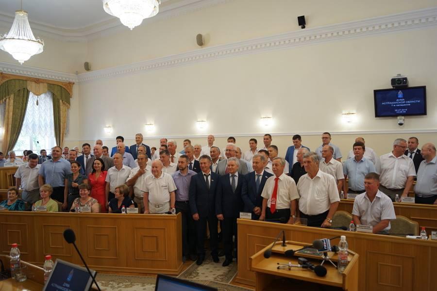 Референдума по прямым выборам мэра Астрахани не будет