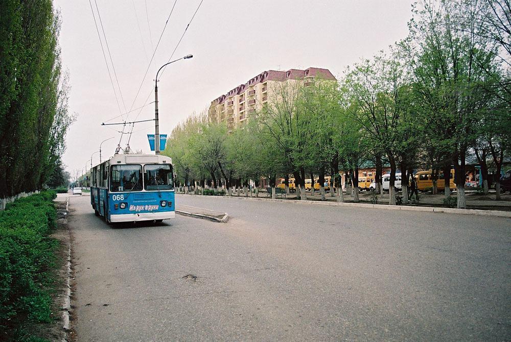 В Астрахани будут решать судьбу троллейбусов