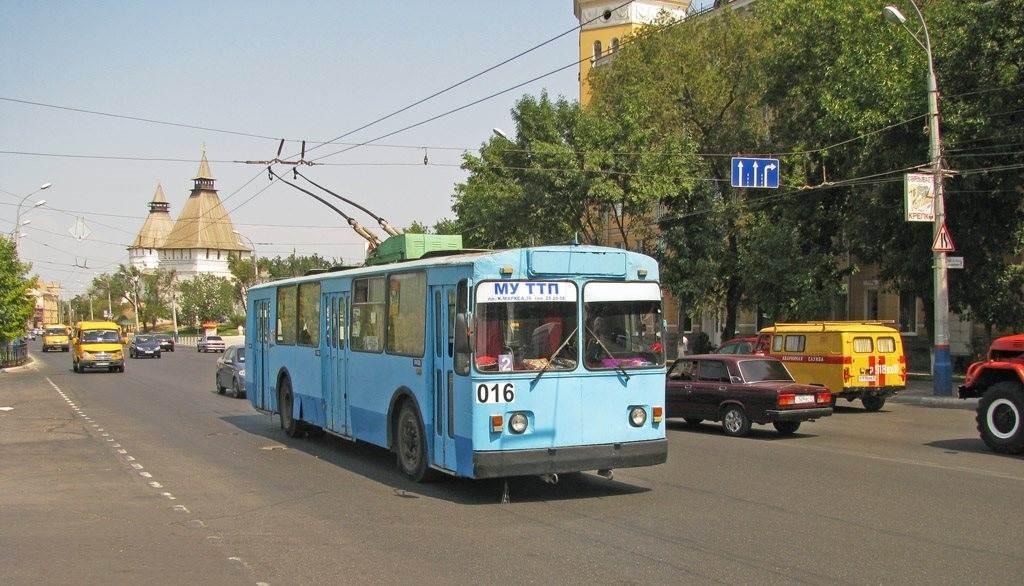 Астраханцы предлагают построить храм на месте троллейбусного парка