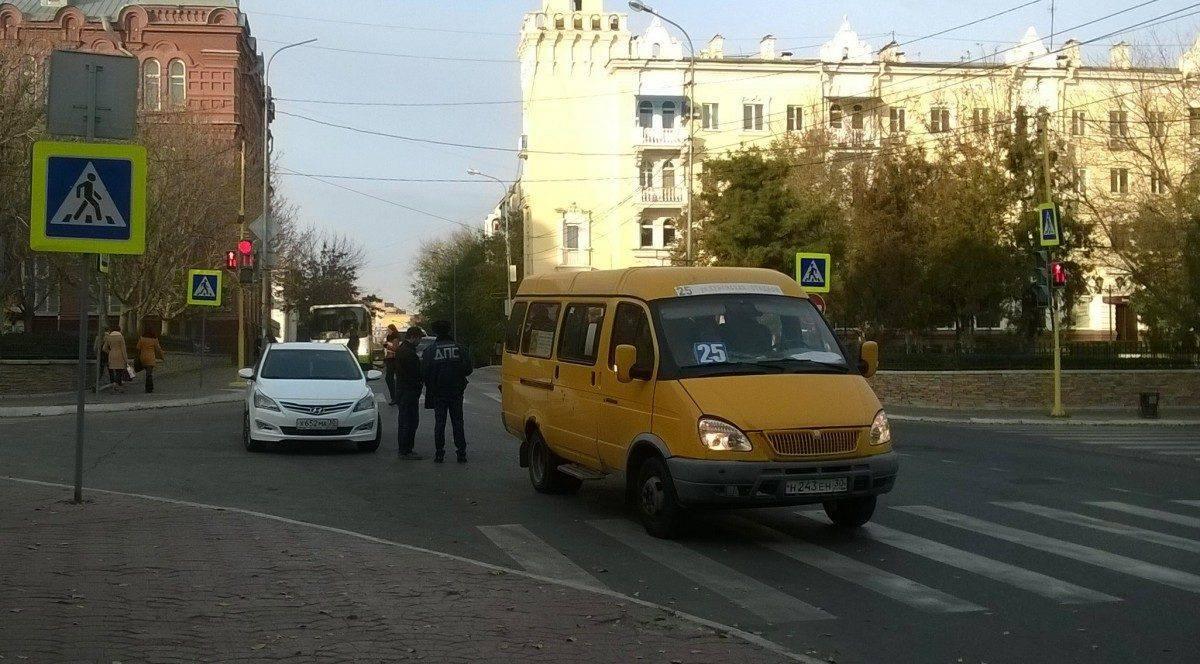 Маршрутные такси №25с могут исчезнуть с улиц Астрахани