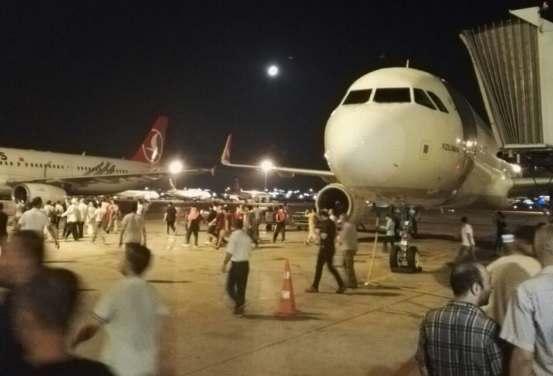 Астраханцы не могут вылететь из Стамбула домой