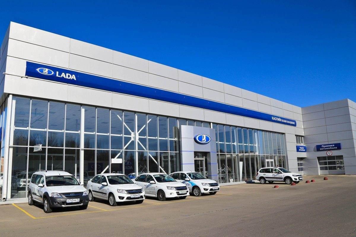 В Астраханской области продается все меньше новых автомобилей