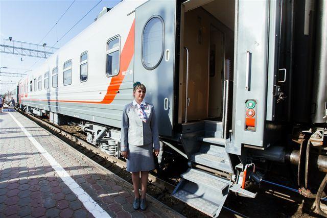 Поезд Астрахань — Волгоград стал курсировать ежедневно