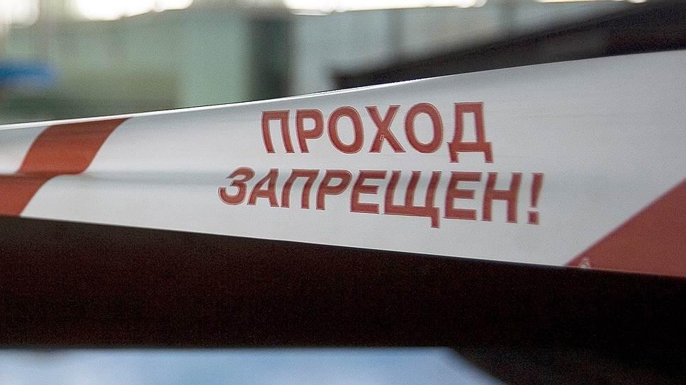 В Астрахани дом эвакуировали из-за пустой болванки