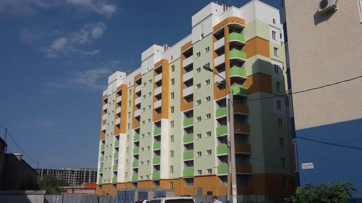 Строительная компания «Кротон» оставляет астраханские семьи без жилья