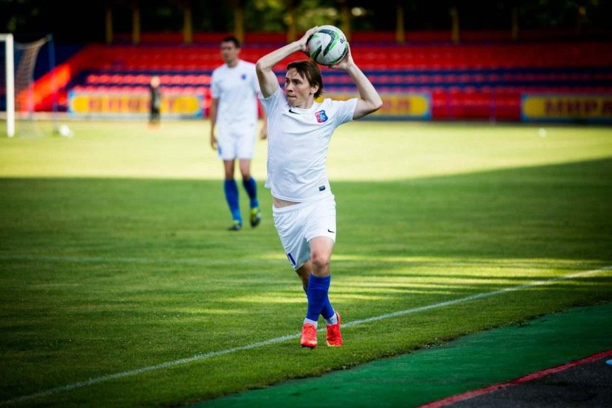 Футбольный клуб «Астрахань» может снова начать играть