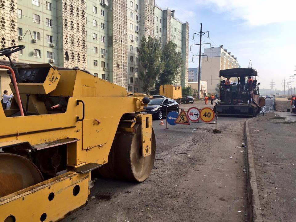 Список подлежащих ремонту улиц Астрахани дополнили