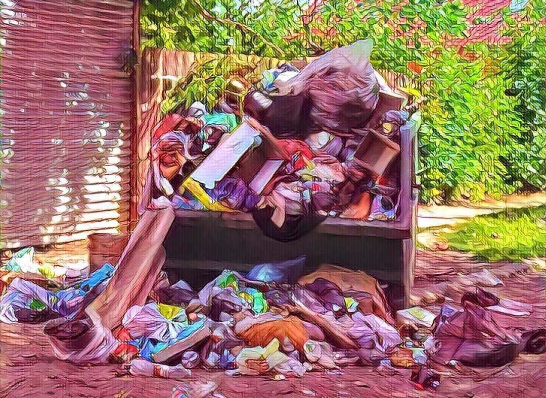Волгоградский мусор будут складировать в Астраханской области