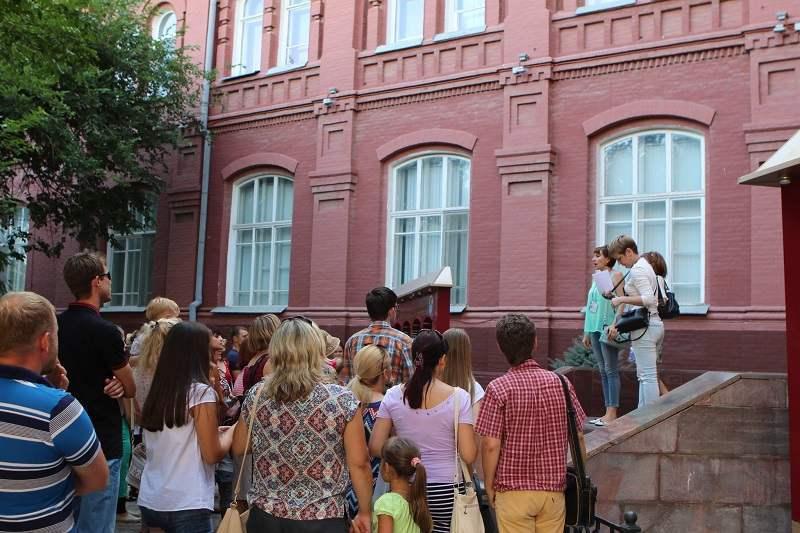 В Астрахани покажут куда пойти туристам