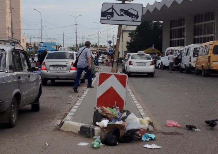 «Гадюшник от таксистов» для гостей Астрахани