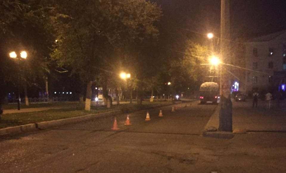 В Астрахани начали ремонтировать улицу Савушкина
