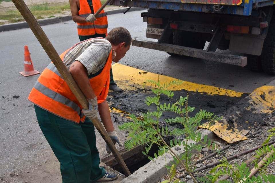 В Астрахани перекроют улицу для строительства ливневки