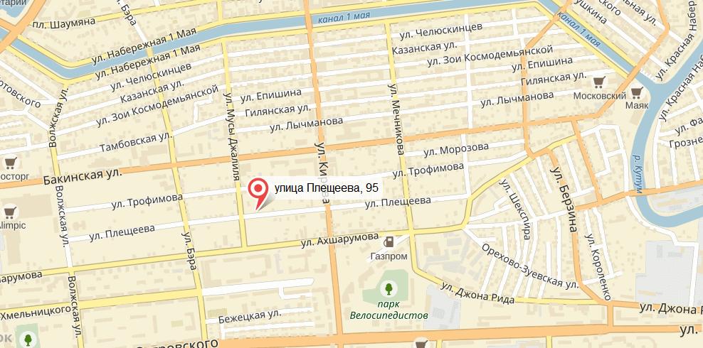 На улице Плещеева в Астрахани сгорел еще один дом