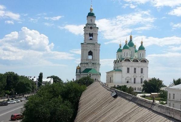 Топ-5 мест Астрахани, популярных у пользователей смартфонов и планшетов