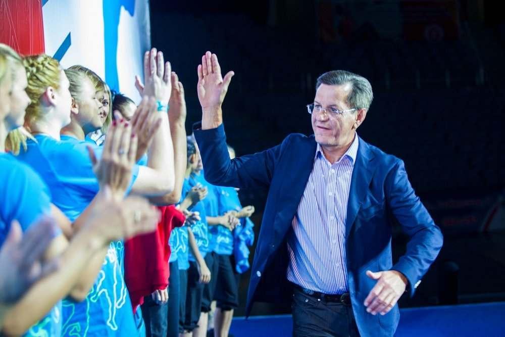 Экс-губернатор Александр Жилкин теперь старший вице-президент