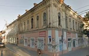 Вечно сдаваемые в аренду здания в центре Астрахани