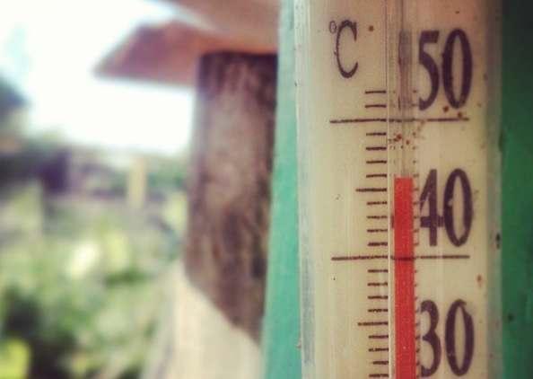 Сильная жара возвращается в Астраханскую область