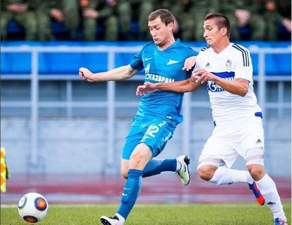 «Волгарь» потерпел поражение в Санкт-Петербурге