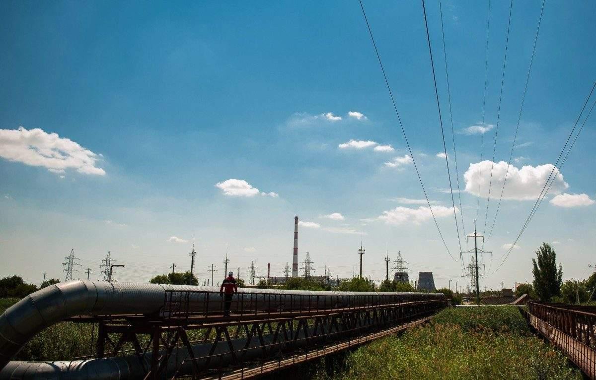 В сентябре половина Астрахани останется без горячей воды