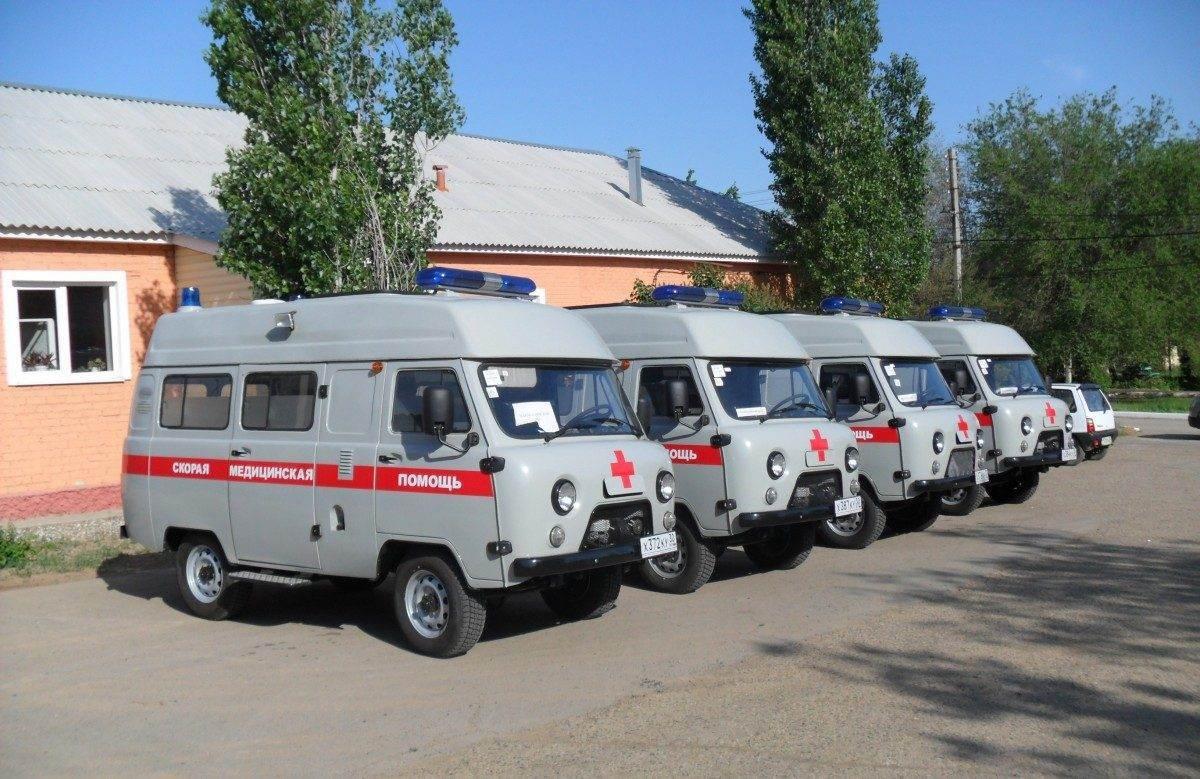 Для Астраханской области закупят 10 машин скорой помощи