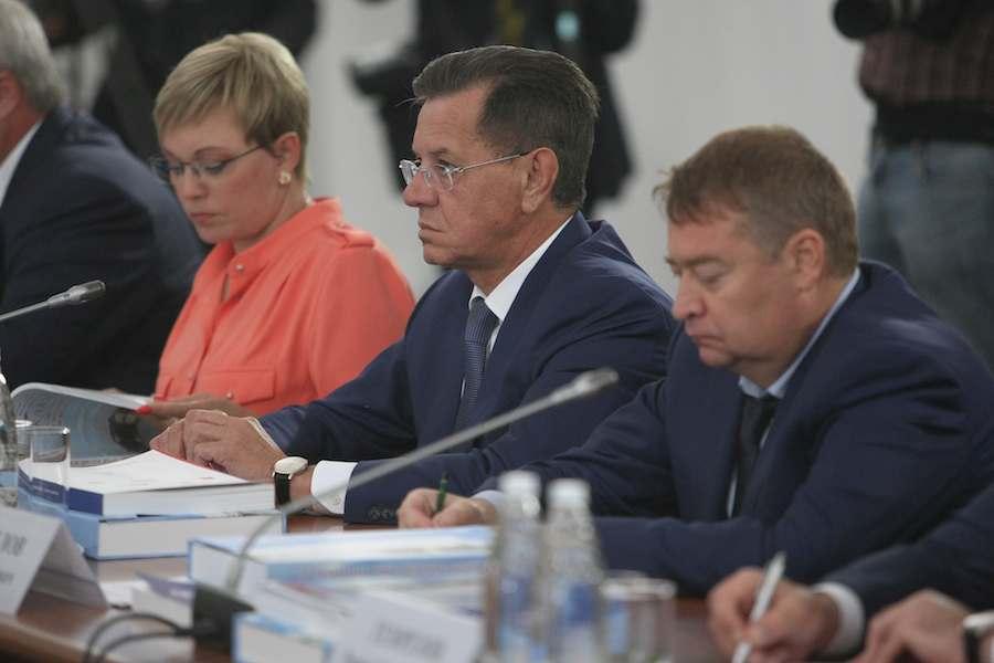 Александр Жилкин рассказал об эффективности современных систем орошения
