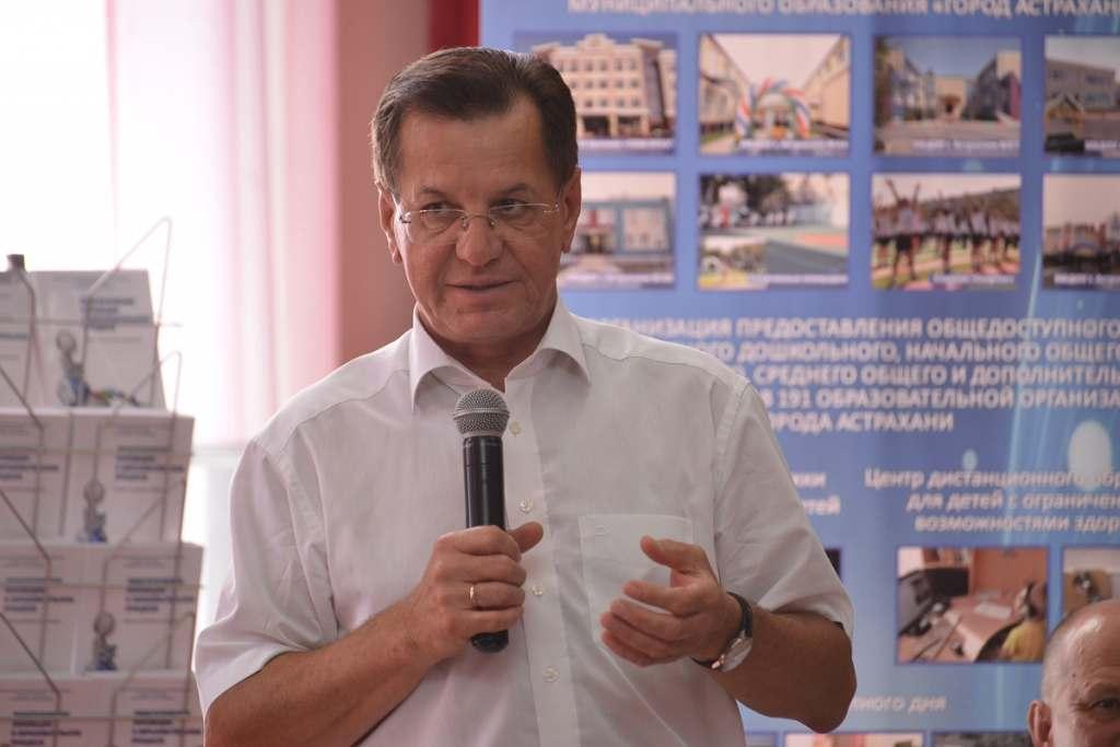 Александр Жилкин призвал быстрее строить школы