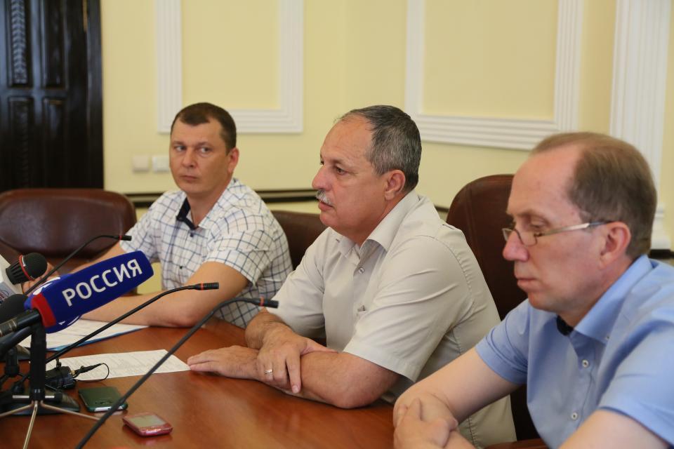 Первым заместителем главы администрации Астрахани стал Геннадий Диденко
