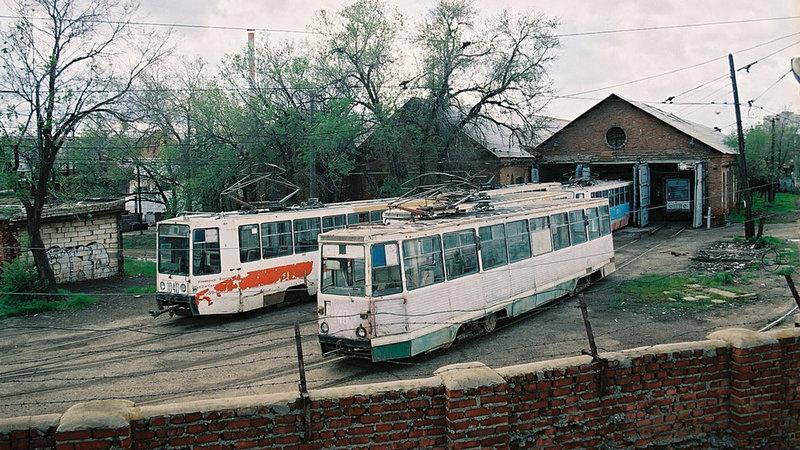Владимира Путина просят вернуть трамваи в Астрахань