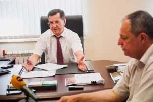 В администрации Астрахани вместо Диденко теперь Корженко
