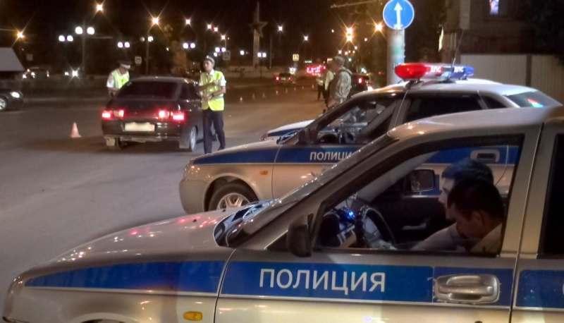 60 пьяных водителей поймали в Астрахани за выходные