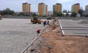 Строительство Академии футбола в Астрахани обойдется в 500 млн рублей