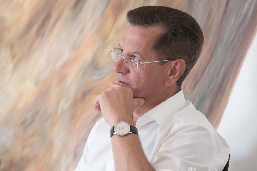 Александр Жилкин нацелен на увеличение продолжительности жизни в регионе