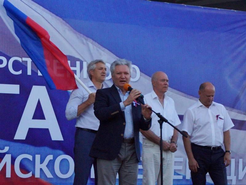 Александр Клыканов предложил брать с гостей Астрахани деньги на рыбу