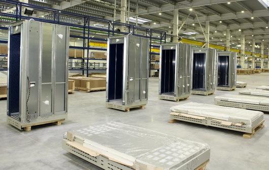 Под Астраханью могут начать производство лифтов