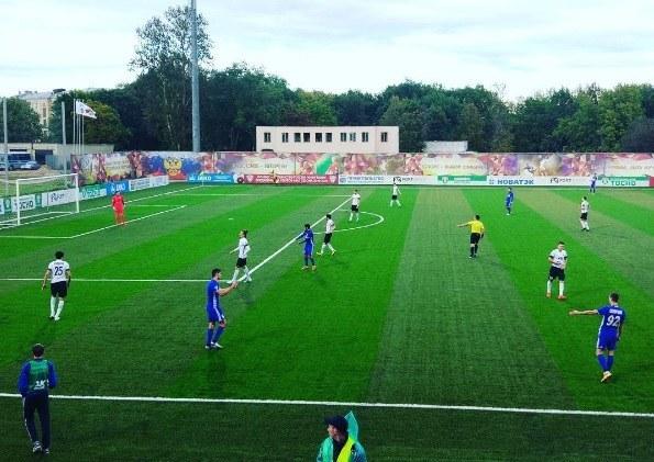 «Волгарь» потерпел разгромное поражение от «Тосно»